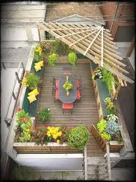 if creative diy rooftop garden ideas will make your home green and you fresh look