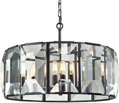 drum pendant lighting fixtures. ELK 31567-6 Garrett Oil Rubbed Bronze Drum Pendant Light. Loading Zoom Lighting Fixtures R