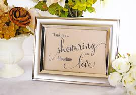 Wedding Gift Table Decorations Sign And Ideas Favor Table Sign Bridal Shower Decoration Baby Shower Signage 24