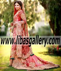 outstanding bridal lehenga wear for wedding occasions