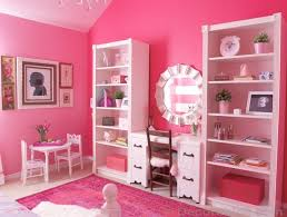 pink and black bedroom ideas