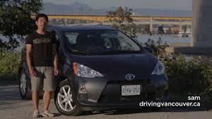 2013 Toyota Prius C Review driveopolis - YouTube