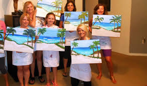 private painting parties