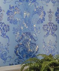 Small Picture Kashgar wallpaper from Designers Guild P61909 Lapis