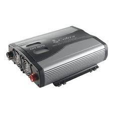 12v car outlet cobra cpi1575 3000w 12v dc to 120v ac car power inverter 3 outlets and usb