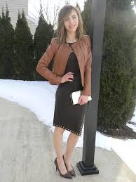 jacket white house black market necklace target dress michael kors heels target clutch lulu townsend