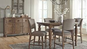 eye catching tanshire counter height dining room table ashley furniture homestore on 585x329