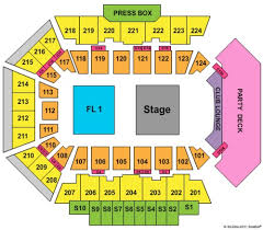Bmo Harris Bank Center Tickets Seating Charts And Schedule