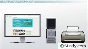 picture of a computer what are peripheral devices of a computer definition examples