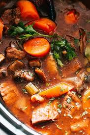 best ever slow cooker beef stew crock
