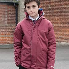 r207j core junior winter parka jackets and coats