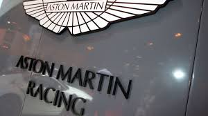 aston martin racing logo. aston martin only have a short history of competing in f1 racing logo