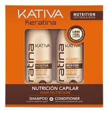Набор для <b>волос</b> Keratina <b>Hair</b> Nutrition (<b>укрепляющий шампунь</b> ...