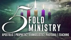 Image result for five fold ministries