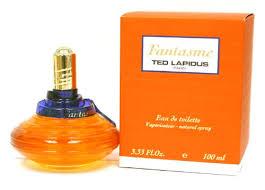 <b>Ted Lapidus Fantasme</b> Eau de Toilette for- Buy Online in Cambodia ...