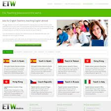 Teaching Vacancies Teaching English Abroad Esl Teacher Job