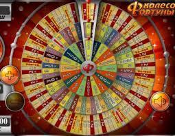 Игровой автомат <b>Колесо Фортуны</b> – <b>играть</b> онлайн