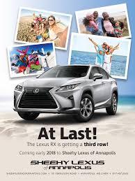 2018 lexus 7 passenger suv. beautiful passenger lexus rx 350 l for 2018 lexus 7 passenger suv