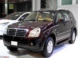 cars ssangyong rexton 13