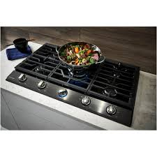 gas cooktop with grill. Samsung - 36\ Gas Cooktop With Grill A