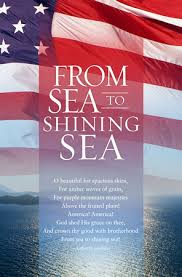 From Sea to Shining Sea Bulletins 100 Christianbook
