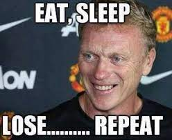 'they say i'm in danger, but i don't think so. Manchester United And David Moyes The Internet Jokes Keep Coming