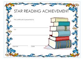 Free Printable Reading Awards For Kindergarten Download Them Or Print