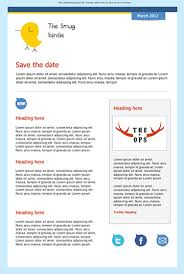 Save Email Template Email Save The Date Template Corporate Event Save The Date