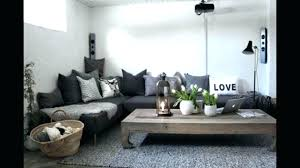 charcoal grey couch decorating i decor decorative extension what color walls dark sofa colour gray paint light living room fresh sect