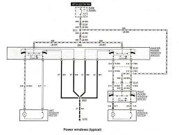diagram wiring power window wiring diagram 2005 ford focus power window wiring diagram jodebal