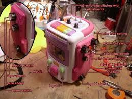 barbie karaoke machine circuit bending getlofi circuit bending barbie karaoke circuit bent3 barbie karaoke circuit bent2 barbie karaoke schematic circuit bent barbie karaoke circuit bent