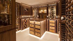 wine cellar furniture. Wine Cellar In Walnut Furniture E