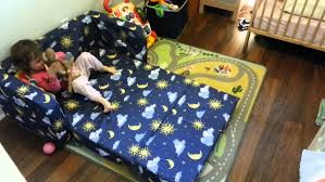 marshmallow flip out couch small sofa bed for kids flip out sofa