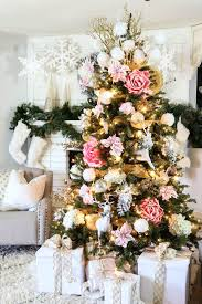 Pink and Gold Dream Christmas Tree-14
