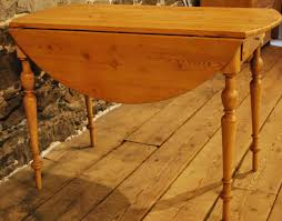99402 antique danish pine round drop leaf table circa 1880 sold