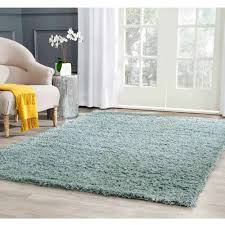 safafieh light blue wool rugs for awesome living room floor inspiration