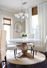 amazing best round dining tables 46 good table rug