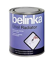 <b>Belinka Email Radiator</b> (<b>Белинка Эмаль Радиатор</b>)
