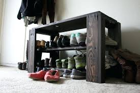 build your own shoe rack here free diy shoe rack plans