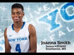 UB Women's Basketball: Joanna Smith - YouTube