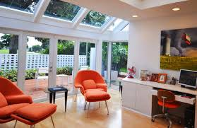 home office design layout. Natural Home Office Design Layout Ideas With Recessed Lighting