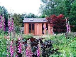 building a garden office. Garden Offices Are A Well-established Industry In The UK; Shedworking Has  Some Tips From Lynn Fotheringham Of British Garden Office BuilderInsideOut Building M
