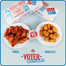 boneless chicken wings domino s. Pizza On Twitter Inside Boneless Chicken Wings Domino