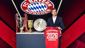 Bis 2026 beim FC Bayern: Leon Goretzka verlängert Vertrag