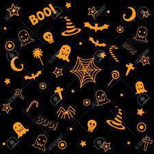 Orange Halloween Wallpapers - Top Free ...