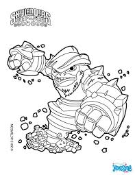 Skylanders Coloring Pages To Print At Getdrawingscom Free For