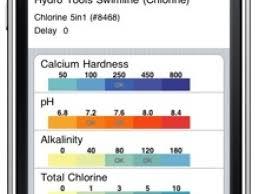 Hth 6 Way Test Strips Color Chart Hth 6 Way Test Strips Color Chart Www Bedowntowndaytona Com