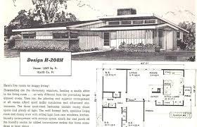 mid century home plans homes modern floor zone regarding house decorations modular