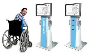 Hospital Kiosk Design Self Service Kiosk Www Deepcreekdigital Com