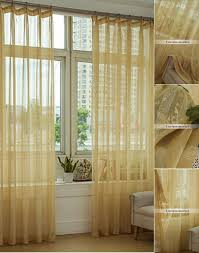 splendid bright sheer curtains decor with bedroom or living room white sheer curtains with light yellow